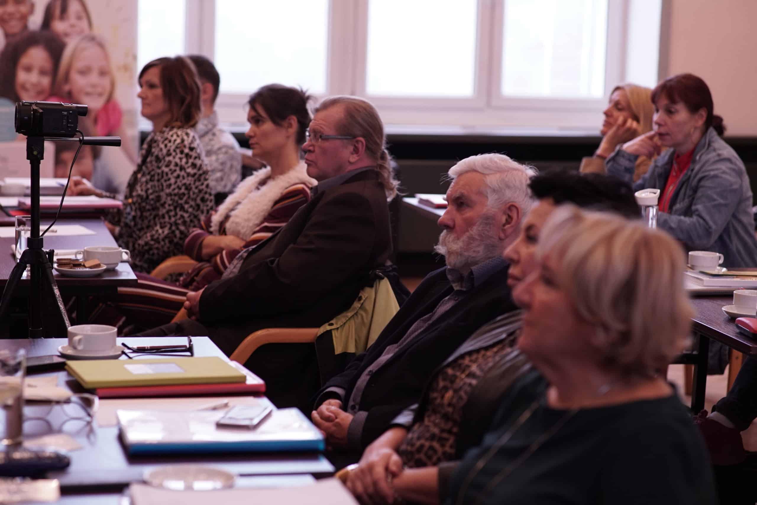 Uczestnicy szkolenia Akademia Diagnosty Aurum